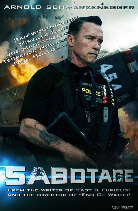 film perang full action arnold schwarzenegger sam worthington terrence howard