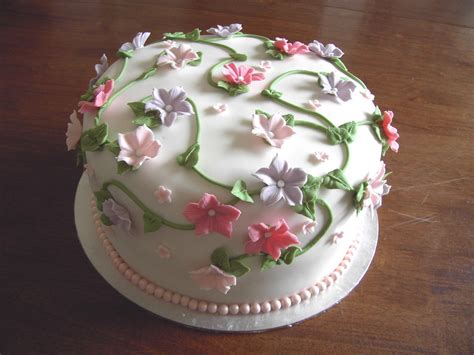 flower cakes decoration ideas birthday cakes