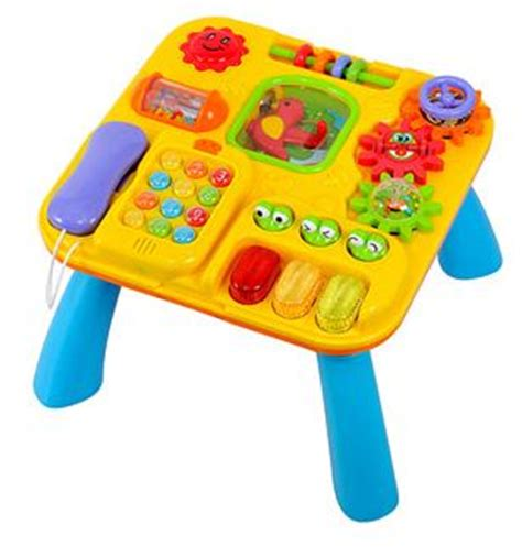 Infant Play Table by Playgo Baby S Play Table Only 15 At Walmart Reg 34 97