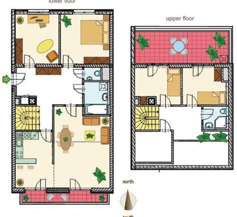 partial basement home plans house design plans