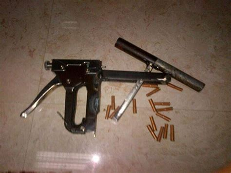 Handmade Pistol - more weapons guns 29 photos