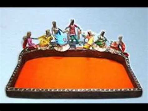 Indian Wedding Concept by Indian Wedding Concept Trousseau Packing Trays