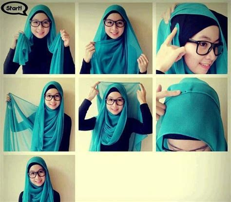 Jilbab Segi Empat Hello Tutorial Dian Pelangi Top Tips