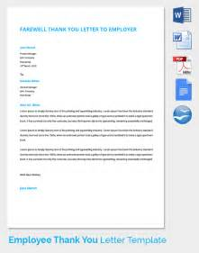 templates for employers employee thank you letter template 20 free word pdf