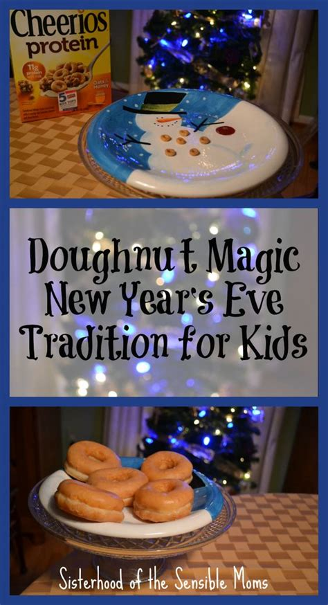 new year traditions for students doughnut magic new year s tradition for