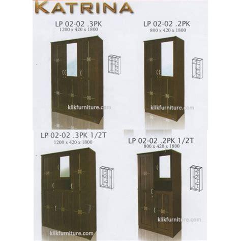 Lemari Pakaian 2 Pintu Merk Olympic lemari pakaian toppan seri bebas jamur harga