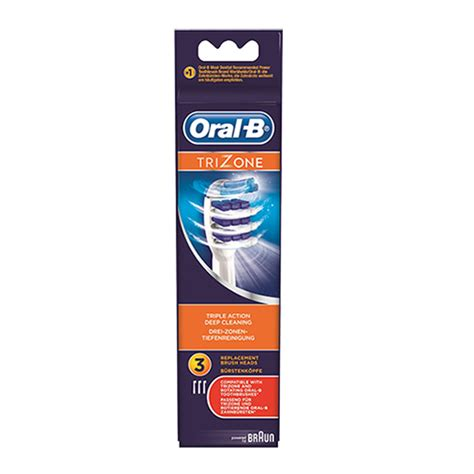 doccia orale b b trizone testine di ricambio farmacia casci