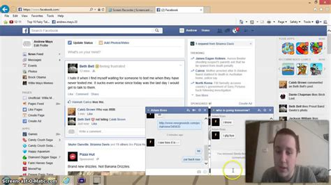 fb for pc how to delete friends from chat on fb on your pc youtube