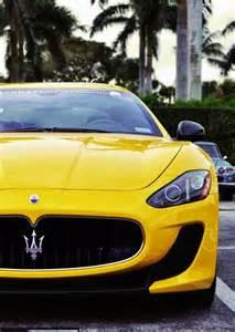 Yellow Maserati Beautiful Yellow Maserati Gran Turismo New Hip Hop Beats