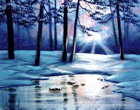 bob ross paintings with acrylics 24 best wilson bickford images on painting