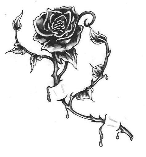 bleeding black rose tattoo 12 best bleeding roses images on bleeding