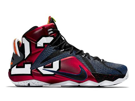 the new lebron sneakers the complete makeover of the quot what the quot lebron 12 nike