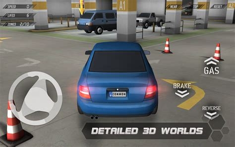 Backyard Parking 3d Racing Parking Reloaded 3d Android Apps On Play