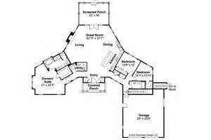 floor plan with perspective house country house plans mountain view 10 558 associated