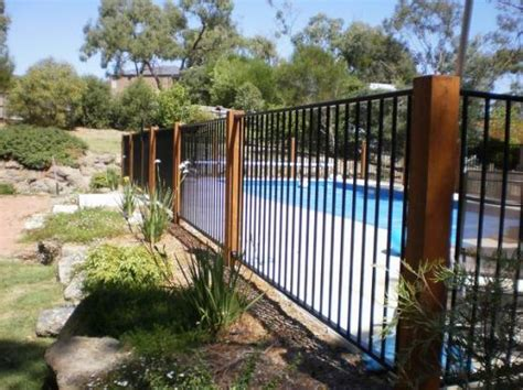 pool fencing design ideas get inspired by photos of pool fencing from australian designers