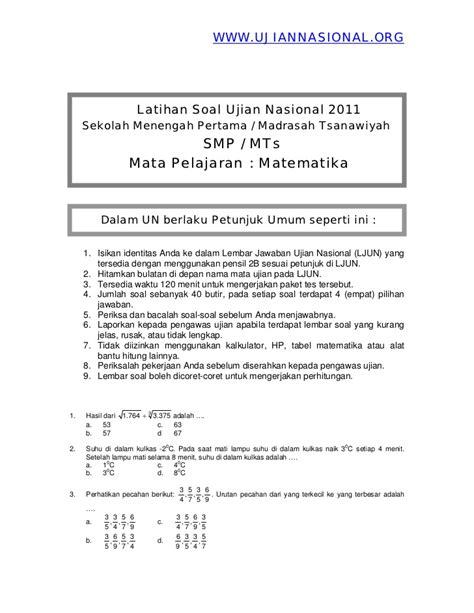 Express Un Matematika Smp 2018 Erlangga prediksi soal un smp newhairstylesformen2014