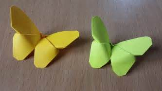 Post It Origami - origami butterflys with post it notes my crafts and diy
