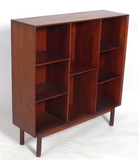 modern teak bookshelf by hvidt and m 248 lgaard nielsen