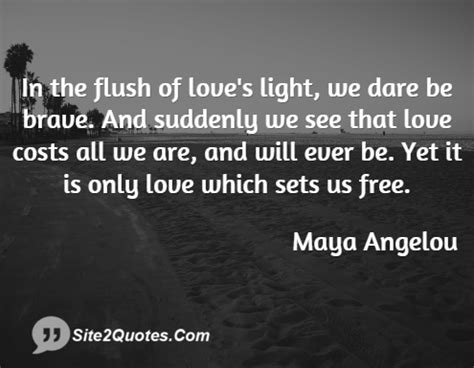 angelou lights in the flush of s light we be by angelou