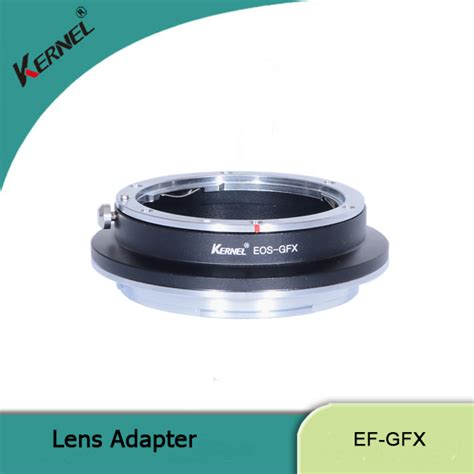 Kernel Adapter Eos To Fuji X product kernel for eos gfx adapter for canon eos mount