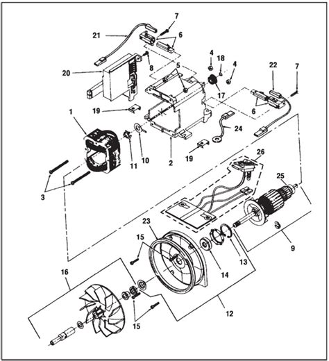 kirby sentria vacuum parts diagrams schematics
