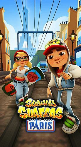 game subway mod cho android game subway surfers paris v1 37 0 hack full tiền cho android