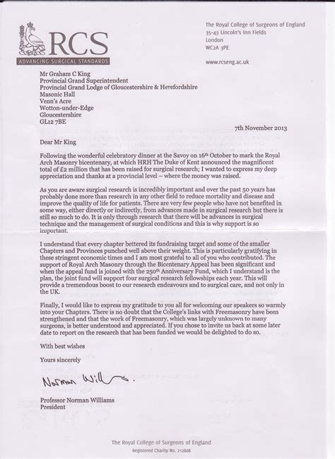 charity legacy letter letters sponsor images about wording best free home
