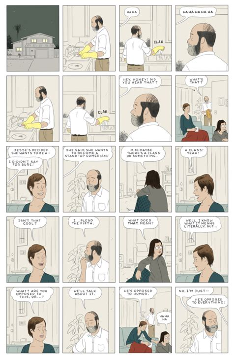 killing and dying q a adrian tomine s comics the new yorker