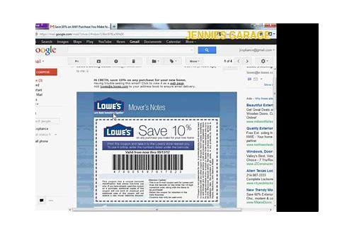 how to find lowes 10 off coupons