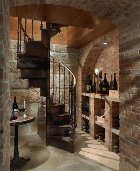 Wine Cellar Spiral Staircase Spiral Staircase Into Wine Cellar Wine Cellars