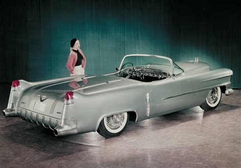 Cadillac Usa by Cadillac 1953 Lemans Concept Cadillac Usa Michelin