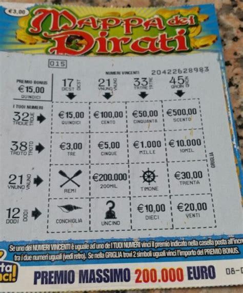 turista per caso gratta e vinci vince 200 mila giocandone 3 al gratta e vinci