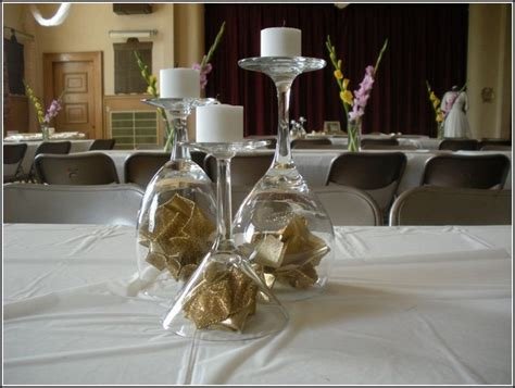 Wedding Anniversary Table Decorations by 50th Wedding Anniversary Table Centerpieces Wedding And