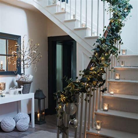 Garland For Stair Banister Decorazioni Di Natale Con Frutta Piante Spontanee E Erbe