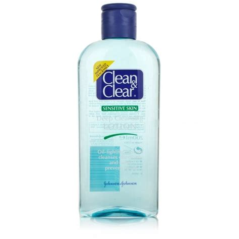 Clear Lotion by Clean Clear Cleansing Lotion Sensitive