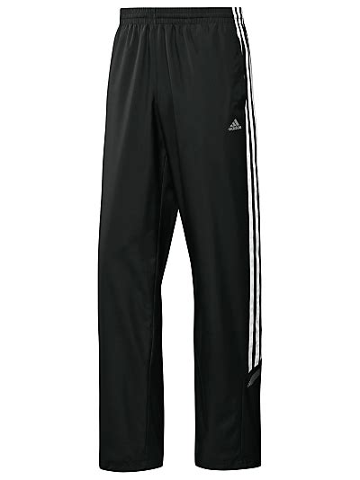 home adidas adidas mens essentials 3 stripes woven workout adidas adidas climaproof essential 3 stripe woven track