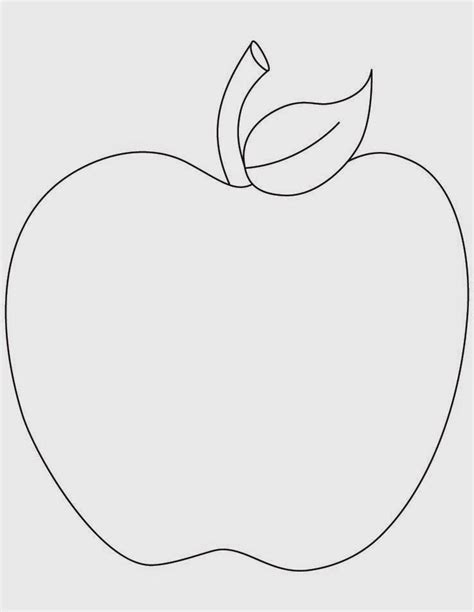 apple coloring pages to print apple print out az coloring pages