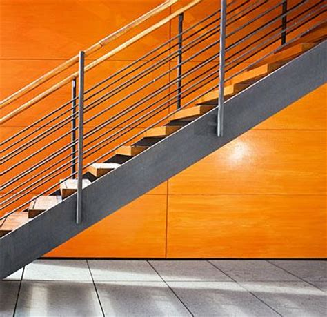 contemporary banisters modern railing designs lovetoknow