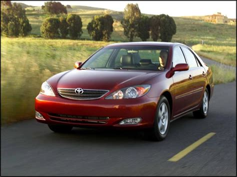 2003 Toyota Camry Value List Of Car And Truck Pictures And Auto123