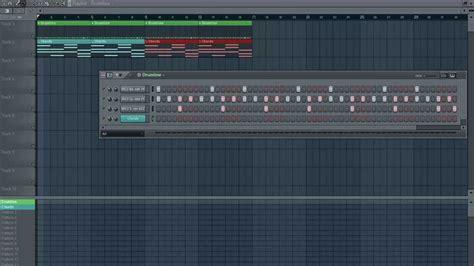 fl studio drum pattern download fl studio tutorial 2 dnb beat en chords youtube
