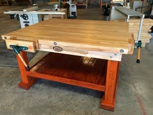 shop benches workbenches wooden workbenches made in u s a