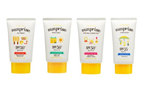 Sunscreen Etude House korean bulletin new from etude house tony moly