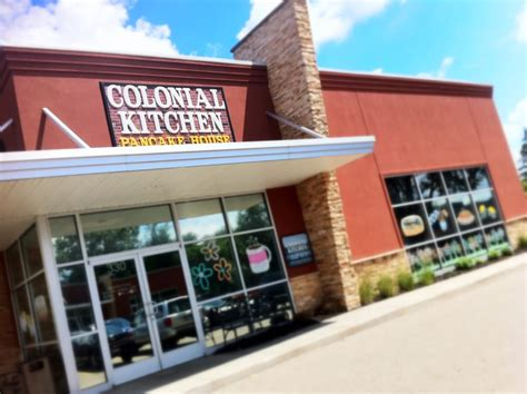 Colonial Kitchen Kalamazoo by Colonial Kitchen Pancake House In Kalamazoo Colonial