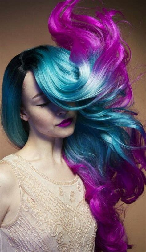 ms color hair color 1563 best colorful hair images on pinterest dyed hair
