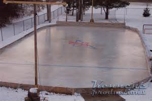 backyard hockey rink plans build ice rink your backyard outdoor furniture design