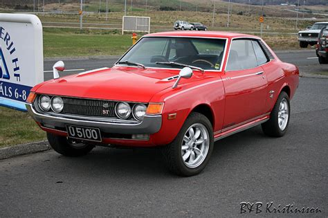 Toyota St Toyota Celica St 1600 Picture 15 Reviews News Specs