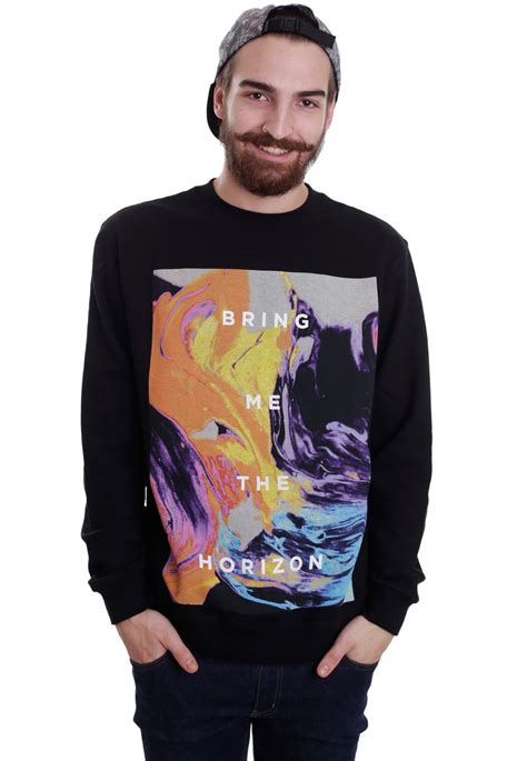 Rompi Sweater Bring Me The Horizon Bmth bring me the horizon painted sweater impericon worldwide