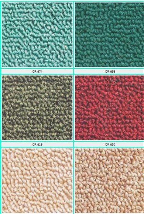 Karpet Crown jual karpet lantai dan karpet tile murah karpet rainbow
