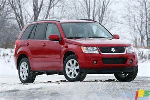 Suzuki Vitara 2010 List Of Car And Truck Pictures And Auto123