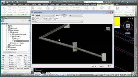 design criteria editor civil 3d autocad civil 3d tutorial laying out a pipe network
